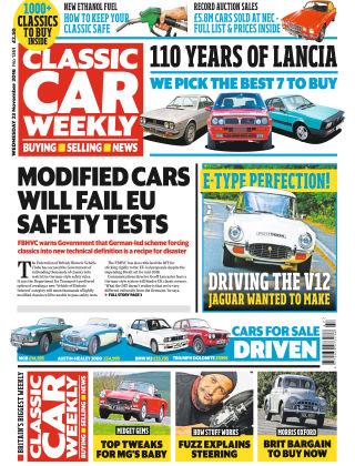 Classic Car Weekly NR.47 2016