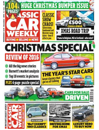 Classic Car Weekly NR.50 2016