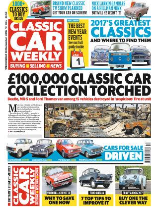 Classic Car Weekly NR.51 2016