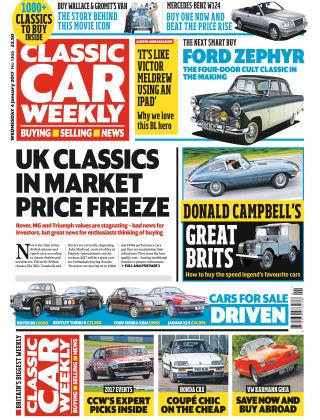 Classic Car Weekly NR.01 2017