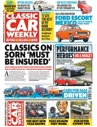 Classic Car Weekly NR.02 2017
