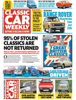 Classic Car Weekly NR.03 2017
