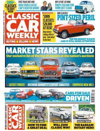 Classic Car Weekly NR.04 2017