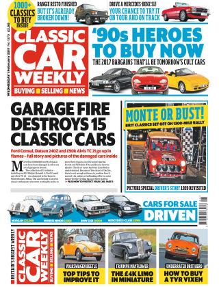 Classic Car Weekly NR.05 2017