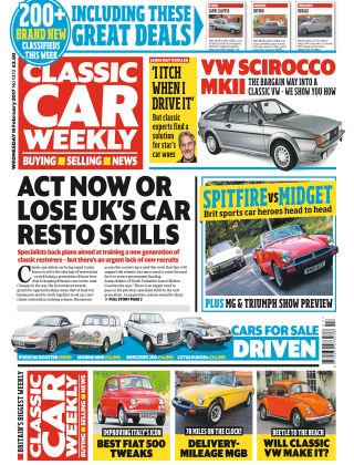 Classic Car Weekly NR.07 2017