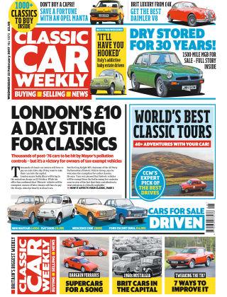 Classic Car Weekly NR.08 2017