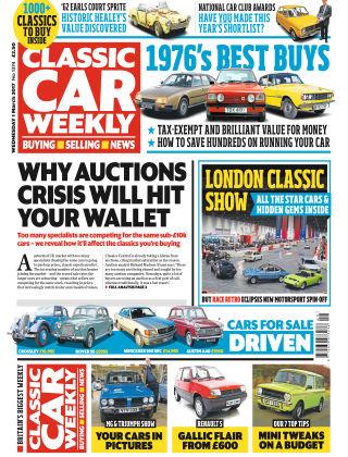 Classic Car Weekly NR.09 2017