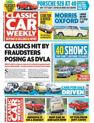 Classic Car Weekly NR.10 2017