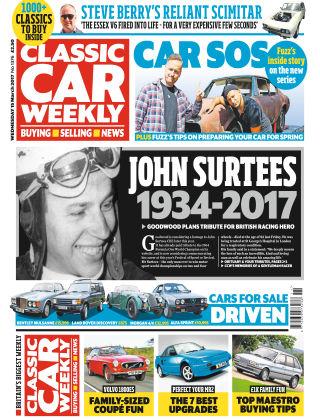 Classic Car Weekly NR.11 2017
