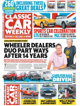 Classic Car Weekly NR.12 2017