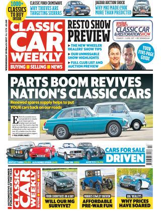 Classic Car Weekly NR.13 2017