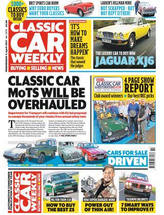 Classic Car Weekly NR.14 2017