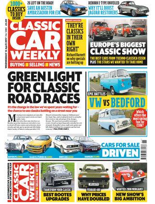 Classic Car Weekly NR.15 2017