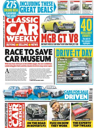 Classic Car Weekly NR.16 2017