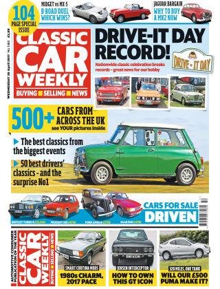 Classic Car Weekly NR.17 2017