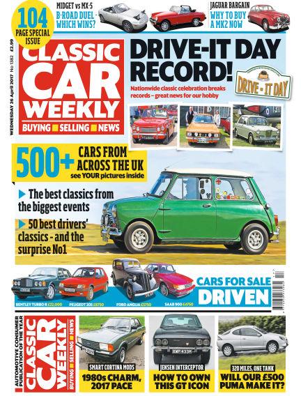 Classic Car Weekly April 26, 2017 00:00