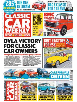 Classic Car Weekly NR.18 2017