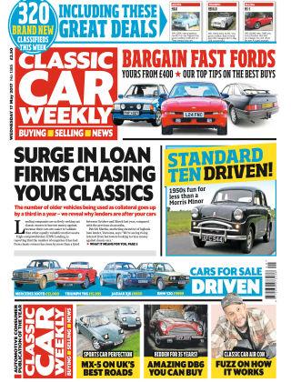 Classic Car Weekly NR.20 2017