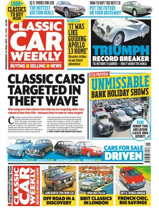 Classic Car Weekly NR.21 2017