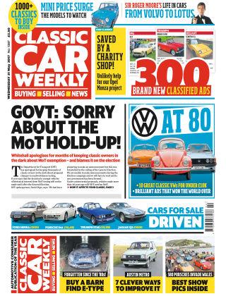 Classic Car Weekly NR.22 2017
