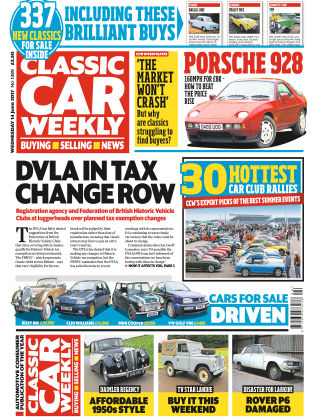 Classic Car Weekly NR.24 2017