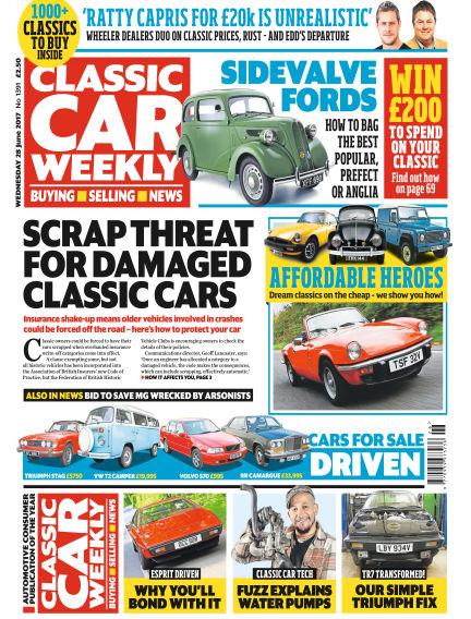 Classic Car Weekly June 28, 2017 00:00