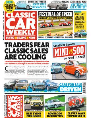 Classic Car Weekly NR.27 2017