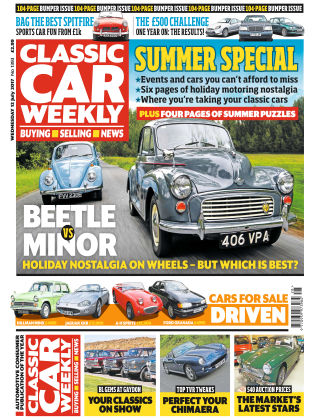 Classic Car Weekly NR.28 2017