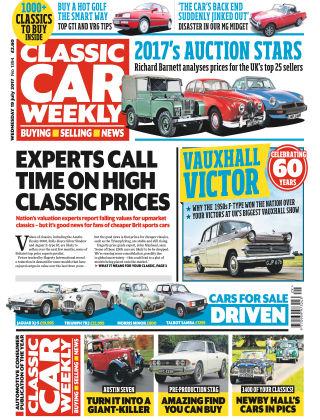 Classic Car Weekly NR.29 2017