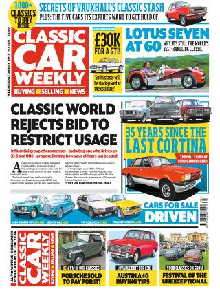 Classic Car Weekly NR.30 2017