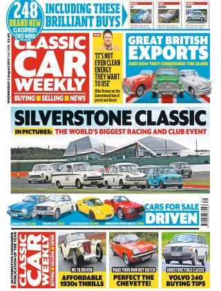 Classic Car Weekly NR.31 2017