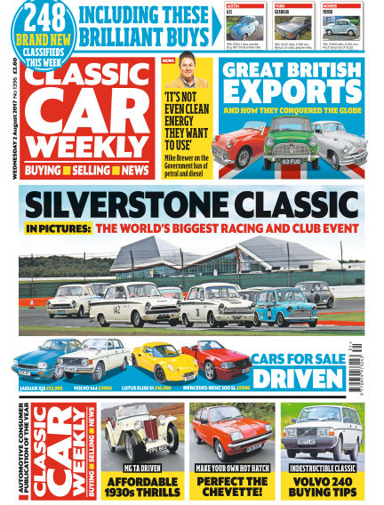 Classic Car Weekly August 02, 2017 00:00