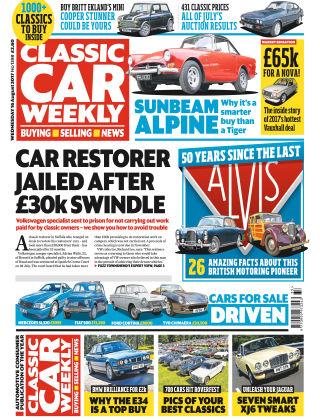Classic Car Weekly NR.33 2017