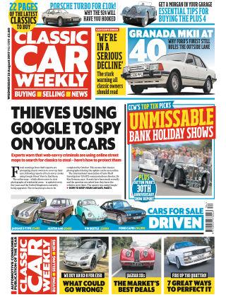 Classic Car Weekly NR.34 2017