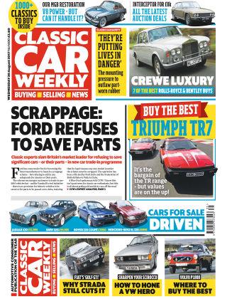 Classic Car Weekly NR.35 2017