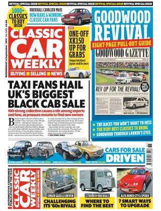 Classic Car Weekly NR.36 2017