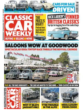 Classic Car Weekly NR.37 2017