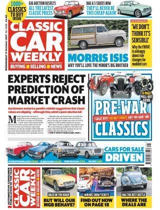 Classic Car Weekly NR.41 2017