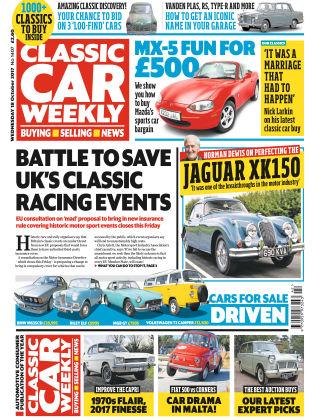 Classic Car Weekly NR.42 2017