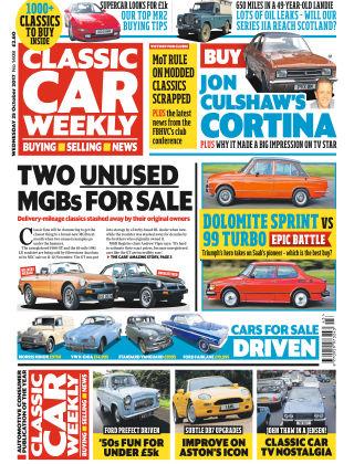 Classic Car Weekly NR.43 2017