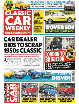 Classic Car Weekly NR.44 2017