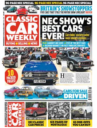 Classic Car Weekly NR.46 2017