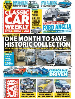 Classic Car Weekly NR.47 2017
