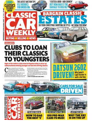 Classic Car Weekly NR.49 2017