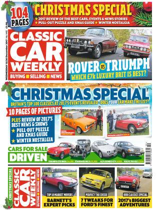Classic Car Weekly NR.50 2017
