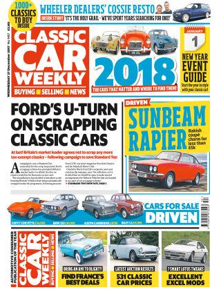Classic Car Weekly NR.51 2017