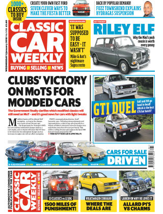 Classic Car Weekly Issue 1417