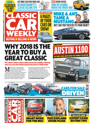 Classic Car Weekly Issue 1418