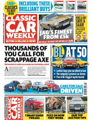 Classic Car Weekly Issue 1419