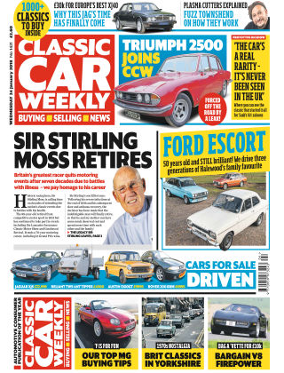 Classic Car Weekly Issue 1420